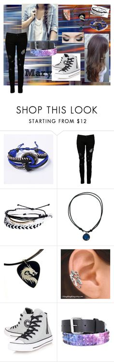"""""""Untitled #81"""" by kodijace ❤ liked on Polyvore featuring Sequence, Religion Clothing, Pura Vida, Converse, women's clothing, women, female, woman, misses and juniors"""