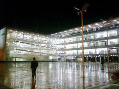Edificio de Ciencia y Tecnología, via Flickr. Blinds, Curtains, Home Decor, Science, Buildings, Decoration Home, Room Decor, Shades Blinds, Blind