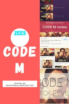 Code M on ZEE5 has an interesting plot and Jennifer Winget playing an Army lawyer investigating an encounter.Is action packed series worth a watch ?Read on Healthwealthbridge. #ZEE5 #WEBSERIES #Indian #healthwealthbridge #entertainment
