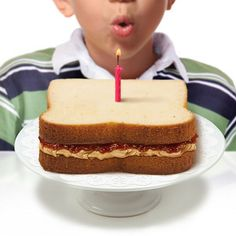 PB Sandwich Cake | Amusing KItchen Tools