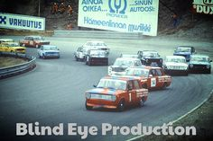 Lada 1600 Cup (1992?) ahvenisto, Hämeenlinna Blind Eyes, Finland, Circuit, Racing, Day, Pictures, Drawings, Clip Art