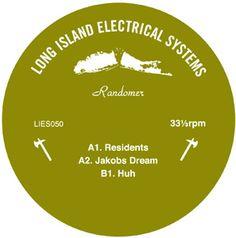 randomer - residents (12inch vinyl)