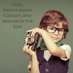 Planning on introducing your kids to photography? Check out our list of cool kid photography gadgets and resources to get you started on the right path!