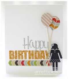 Happy Birthday—Silhouette (Happy Birthday sentiment cut), Hero Arts (Three People) and Timeless Twine (Natural bakers twine).http://www.myclevercreations.blogspot.com/2013/04/timeless-twin e-and-blog-name-hero.html