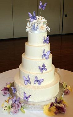 thought of you when i saw this cake. its from the white flower cake shoppe. they have some beautiful cakes