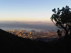 'The Gorge' Table Mountain Cape Town