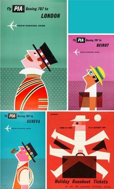 1960s graphic design style - Google Search