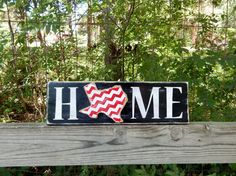 Make sure to check Shop Announcements for updated Specials! One of my fabulous customers ordered this Texas Home sign for her new home, I LOVED