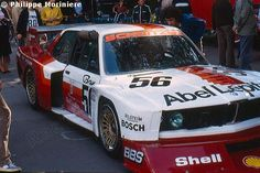 I'm obsessed with the Group 5 era of racing, I know… but since we are well into our month of celebrating all things BMW, I thought it would be cool for us to have a quick look at the German DRM series. This championship ran to Group 5 specs from 1977 into the early 1980s …