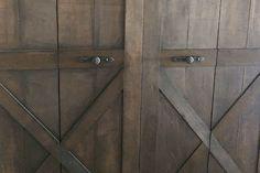 Creating A Barn Door from Bifold Doors - Lemons, Lavender, & Laundry