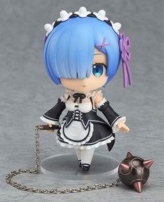 Buy PVC figures - Re:Zero kara Hajimeru Isekai Seikatsu PVC Figure - Nendoroid Rem Wave 01 - Archonia.com