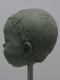 17 Best images about Clay Heads Mobile Sculpture, Sculpture Head, Art Folder, Modelos 3d, Ceramic Figures, Small Sculptures, Art Techniques, Sculpting, Carving