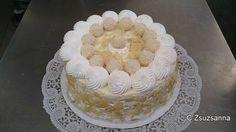 Raffaello torta Cake, Food, Raffaello, Kuchen, Essen, Meals, Torte, Cookies, Yemek