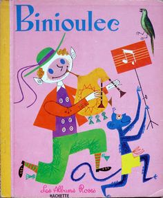 My Vintage Avenue !!! 50's and 60's illustrations !!!: Binioulec By Robert Le Pajolec, 1962 !!!
