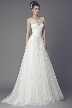 Tony Ward Fall/Winter 2014/2015 Bridal Collection