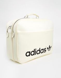 adidas Originals Airliner Bag in Cream a6d3d5f28bcbf