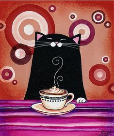 Joy of Coffee by Annya Kai.