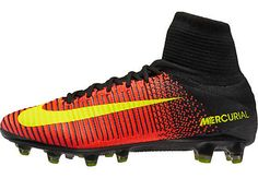 On sale right now at SoccerPro! Nike Mercurial Superfly V AG version. Buy it now.
