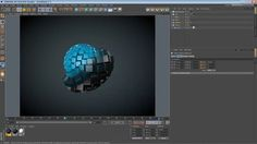 MoGraph Transition Effect // Cinema 4D Tutorial by EQUILOUD.. About: English Version of the Sphere Cubique Tutorial released by 2H3D Graphics. > https://vimeo.com/53424021