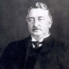 Cecil John Rhodes (1853 - 1902) was sent to South Africa shortly after finishing school in England. In Kimberley he purcgased a number of diamond claims and formed De Beers Consolidated Mines.