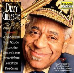 Personnel: Dizzy Gillespie (vocals, trumpet, rhythm stick); Bobby McFerrin (vocals); Paquito D'Rivera (alto saxophone, clarinet); Jackie McLean, Antonio Hart (alto saxophone); Benny Golson, Clifford J