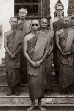 The Monk, KIng Rama lX of Thailand. King Phumipol, King Rama 9, King Of Kings, King Queen, Thailand History, Thailand Pictures, King Thailand, Queen Sirikit, Bhumibol Adulyadej