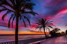 Marbella Costa del sol - Paseo Maritimo Marbella