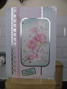 Another Card Made from Hunkydory Kit