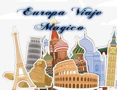 Europa, paises.recorridos ,costos, hoteleria,transportes. Todo para armar el viaje soñado a tu gusto.