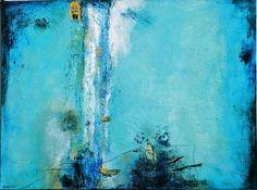 Peggy Hinaekian: Blue Horizon
