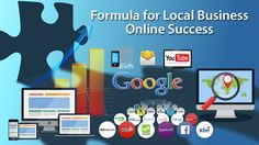 The formula for local business success is a mobile friendly website combined with social media, video, SEO, PPC, positive ratings and reviews and follow up email and SMS text marketing strategies. Additional offline methods can also drive traffic to the website or a landing page for a specific actionable goal.