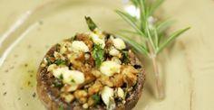 mushroom bake from lola berry