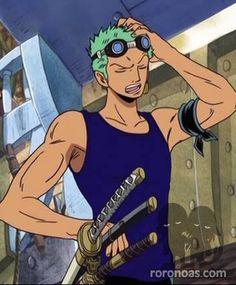 Zoro on Skypia Roronoa Zoro, Zoro One Piece, One Piece Anime, Anime Nerd, Anime Guys, Nico Robin, Animes Wallpapers, Best Shows Ever, One Pic