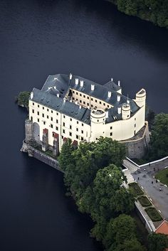 Orlík Castle, The Czech Republic