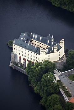 Orlík Castle, The Czech Republic