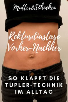 Tupler Technik® against rectal diastasis - my tips for everyday life - Baby Love Fitness Workouts, Health And Wellness, Health Fitness, Diastasis Recti, Challenge, Good Motivation, New Moms, Summer Recipes, Baby Love