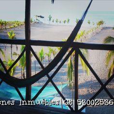 Alquilo chalet a orilla de la playa Monterrico Fin de Ańo 2016-2017 Del jueves 29 dic al Lunes 2 de Enero 2017 Terreno propio de 6000 varas a la orilla del mar, amplio parqueo, piscina propia, acomoda 6 personas en habitaciones y hasta 15 en el ranchon.  2 baños, cocina equipada, ambientes frescos con brisa del mar y ventiladores. Aproveche! Renta Q11,000 no hay deposito. Interesados llame hoy mismo! 53002536 Facebook Bienes Inmuebles Gt  #chalet #monterrico #playa #añonuevo