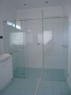 Shower Screen from Rebel Wardrobes and Shower Screens Shower Screens, Bathroom Goals, Wardrobes, Rebel, Bathtub, House Design, Home, Standing Bath, Bath Tub