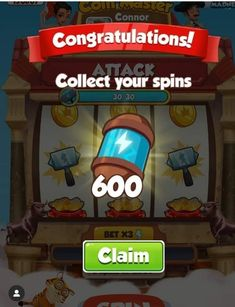"""Are you tired of having less and less Coin and Spins? Not anymore because with this Coin Master How do you get free spins for coin master? 𝘾𝙤𝙡𝙡𝙚𝙘𝙩 𝙁𝙧𝙚𝙚 𝙎𝙥𝙞𝙣 𝙇𝙞𝙣𝙠 𝙊𝙣 𝘽𝙞𝙤 Comment """"𝙇𝙤𝙫𝙚𝙏𝙝𝙞𝙨 𝙂𝙖𝙢𝙚"""" Daily Rewards, Free Rewards, Coin Master Hack, Slot Machine, Betta, Free Games, Cheating, Games To Play, Spinning"""