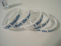 """ I Run On Insulin ""   Cute :)"