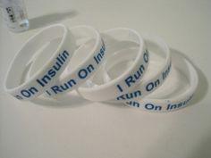 """ I Run On Insulin ""   Cute :)"