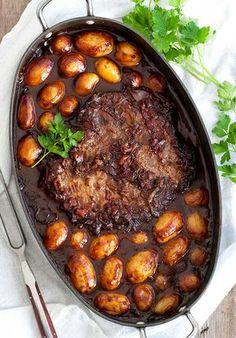 Gluten Free Easy Beef Brisket   Recipes   Simply Gluten Free