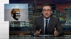 Last Week Tonight with John Oliver: Border Wall (HBO)- I support John Oliver's new plan. Instead of spending billions of dollars on a wall that can be thwarted by a ladder and some rope we just buy everyone in America a waffle iron!