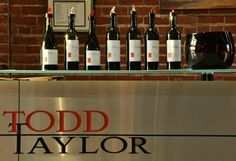 Wonderfully made wines.  A real treat for any wine lover.  http://www.toddtaylorwines.com/