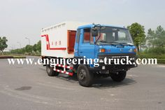 Waste Transfer Station, Rubbish Truck, Garbage Collection, Transportation, Engineering, Trucks, Vehicles, Truck, Car