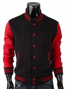 Bcpolo Men's Sweatshirt Jacket Baseball Jacket Letterman Varsity Jacket BCPOLO, http://www.amazon.co.uk/dp/B00EVS20L4/ref=cm_sw_r_pi_dp_DKwLsb1X46WE2
