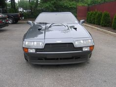 1987 Aston Martin V8 Zagato Maintenance/restoration of old/vintage vehicles: the material for new cogs/casters/gears/pads could be cast polyamide which I (Cast polyamide) can produce. My contact: tatjana.alic@windowslive.com