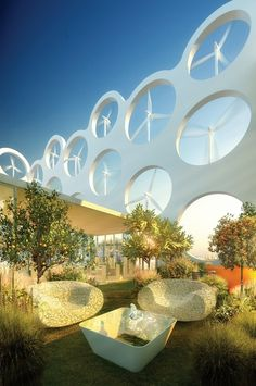 "The ""COR"" building in Miami beautifully integrates sustainability with great design"
