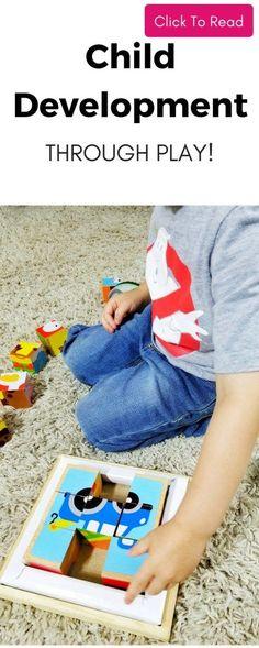 Child development through play!