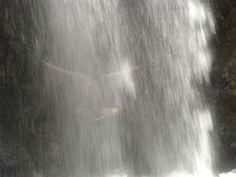 Waterfall close to Montezuma, Guanacaste